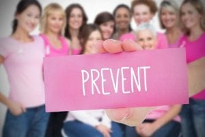 Breast cancer is preventable