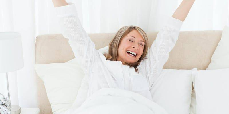 What's the deal with sleep around menopause