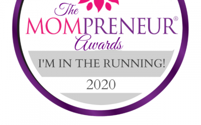 Please vote for MenopausED for the 2020 Mompreneur® Awards!