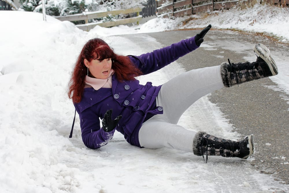 How To Prevent Falls And Fractures On Snow And Ice