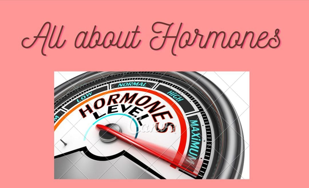 All About Hormones