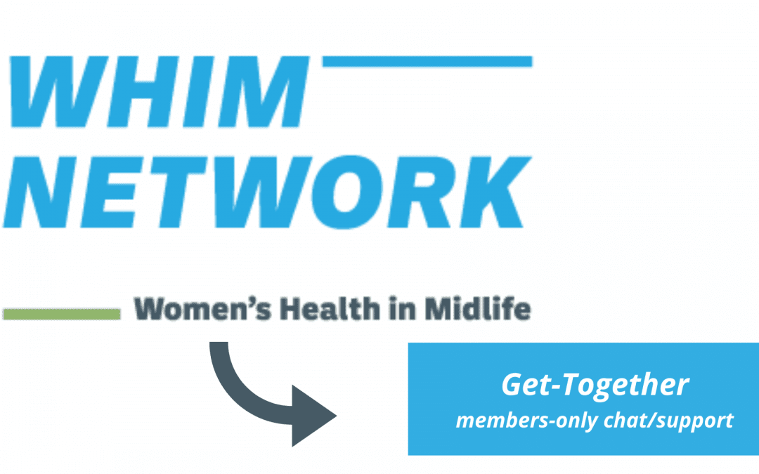 WHIM members Get-Together – Fun PAUSE-itivity