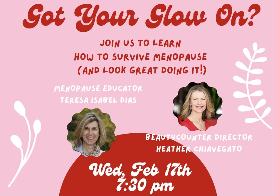 Got Your Glow On? Look Great In Menopause!